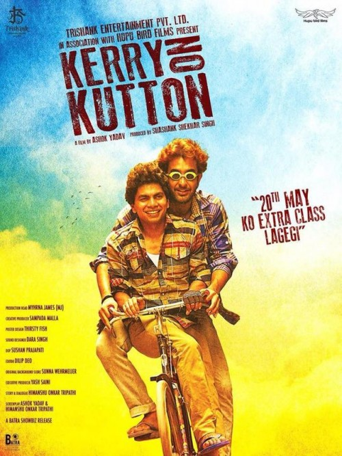 Kerry On Kutton 2016 720p Hindi WebDL x264