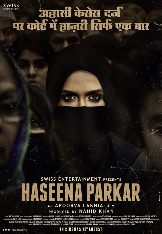 Haseena Parkar 2017 Hindi PreDvD Rip x264