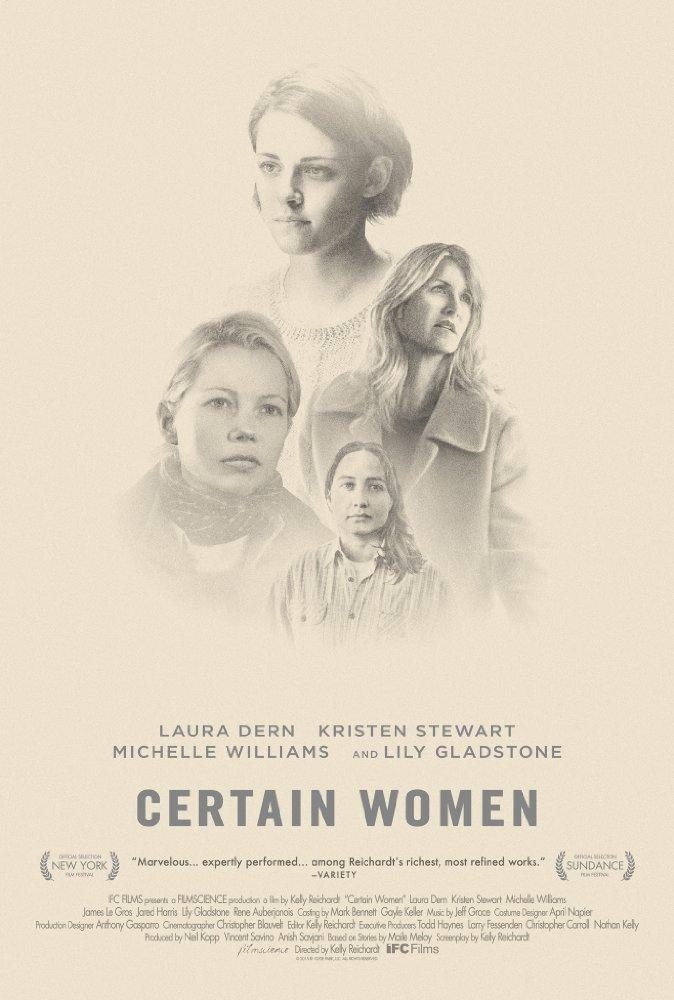 Certain Women 2016 720p BluRay x264
