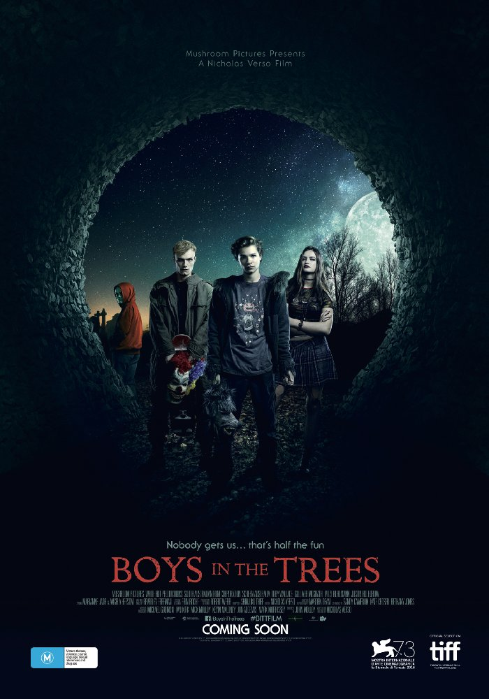 Boys in the Trees 2016 720p BluRay x264