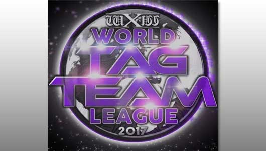 Watch WxW World Tag Team League 2017