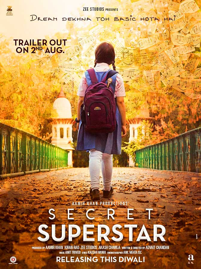 Secret Superstar 2017 Pre DVDRip x264