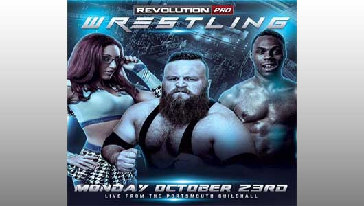 RPW Monday Night Mayhem 2017