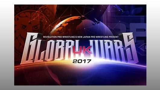 Watch RPW Global Wars UK 2017