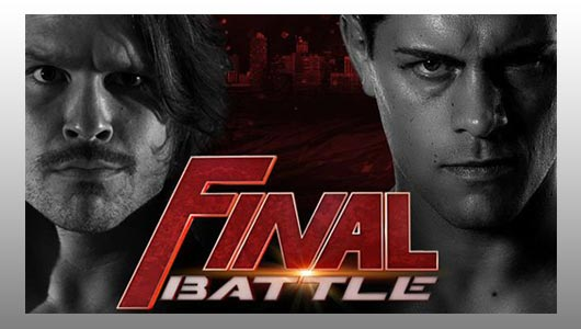 Watch ROH Final Battle 2017