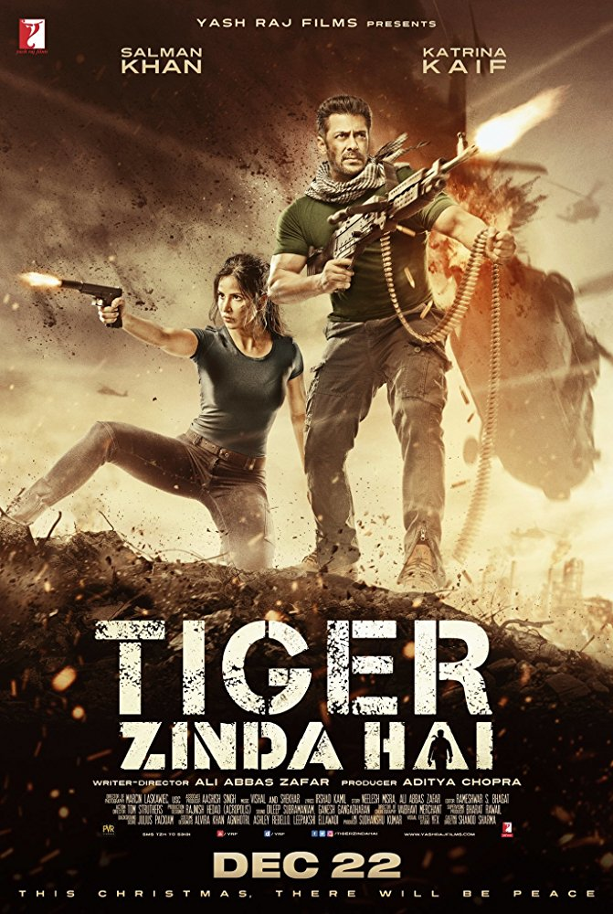 Tiger Zinda Hai 2017 720p BluRay x264
