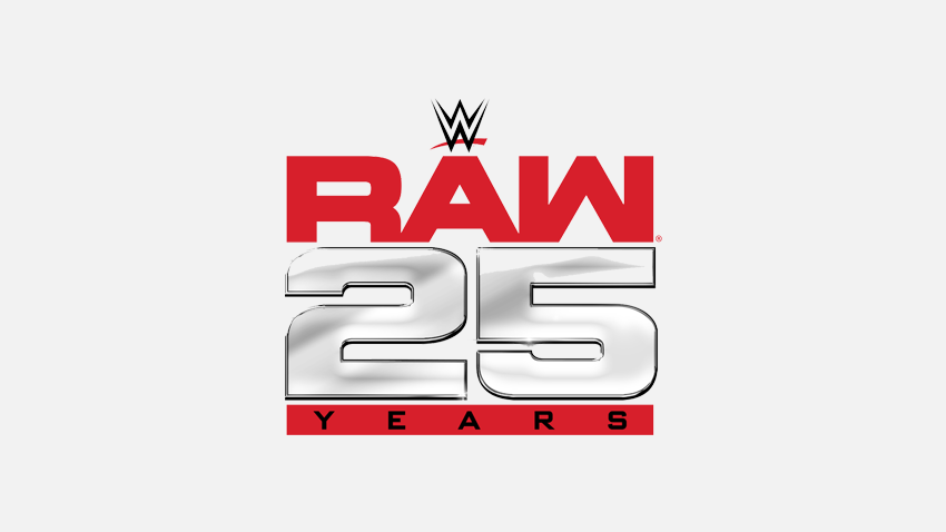 about wwe raw 25th anniversary