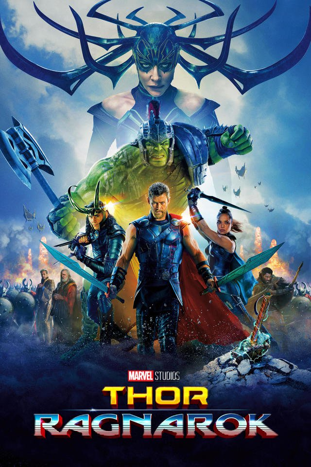 Thor Ragnarok 2017 720p BluRay X264