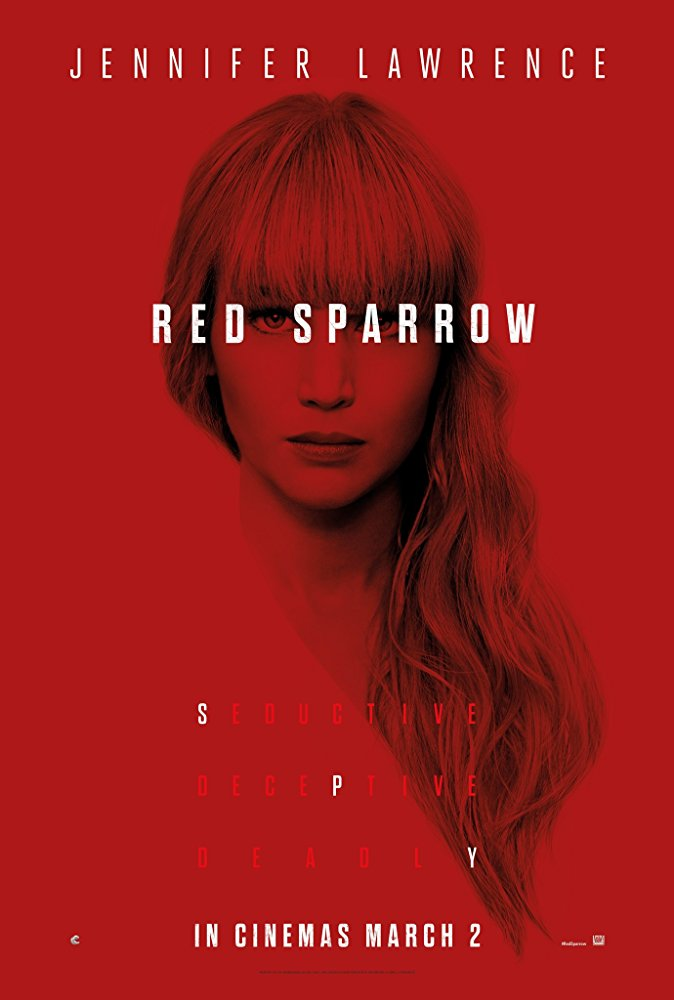 Red Sparrow 2018 HDRip x264