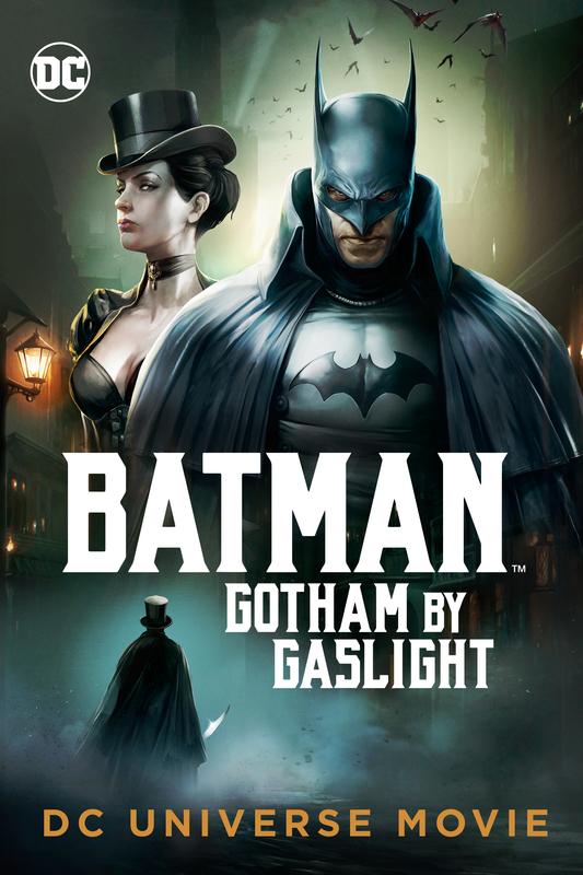 Batman: Gotham by Gaslight 2018 720p BluRay x264