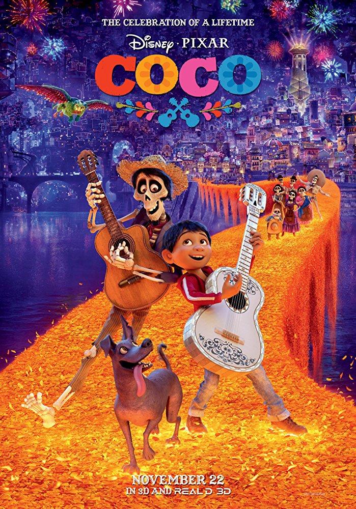 Coco 2017 720p BluRay x264