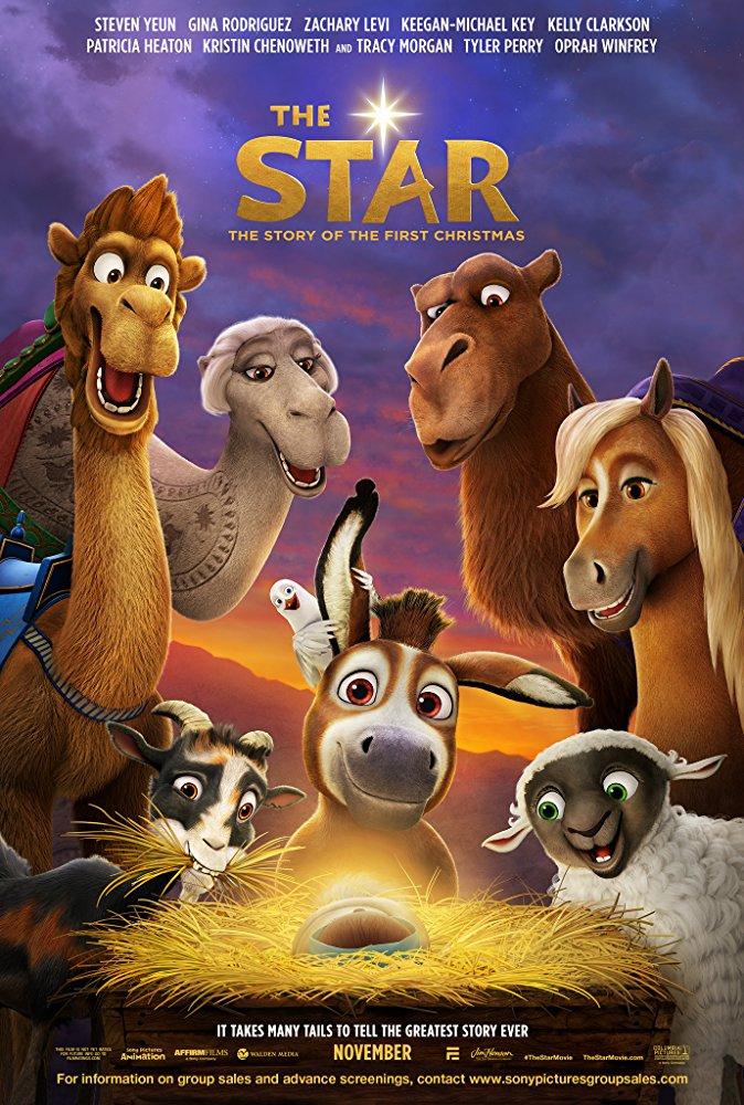 The Star 2017 720p BluRay x264