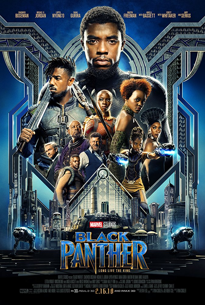 Black Panther 2018 720p BluRay x264