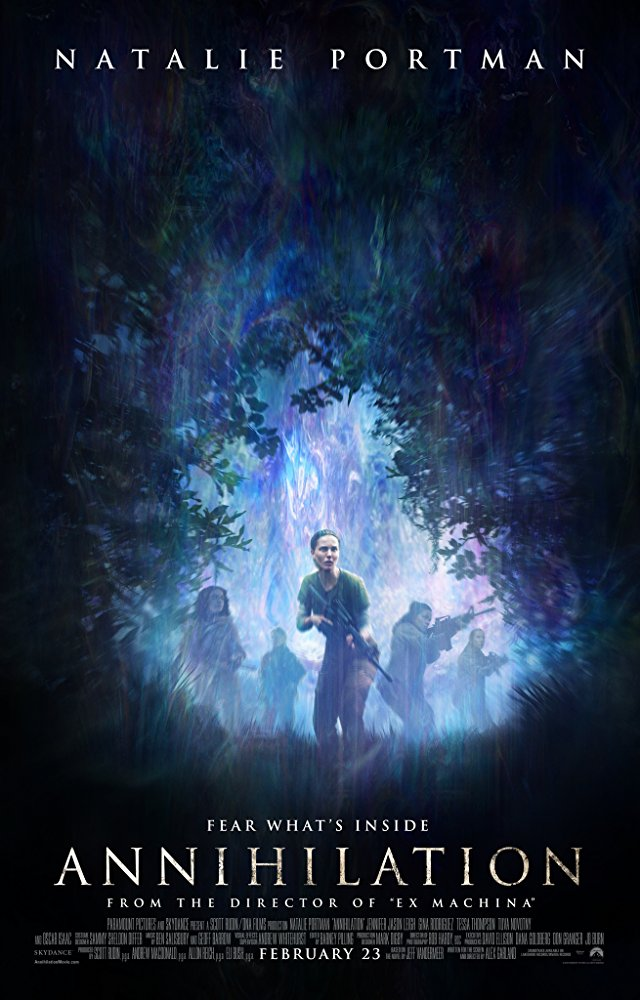 Annihilation 2018 720p WEB-DL x264