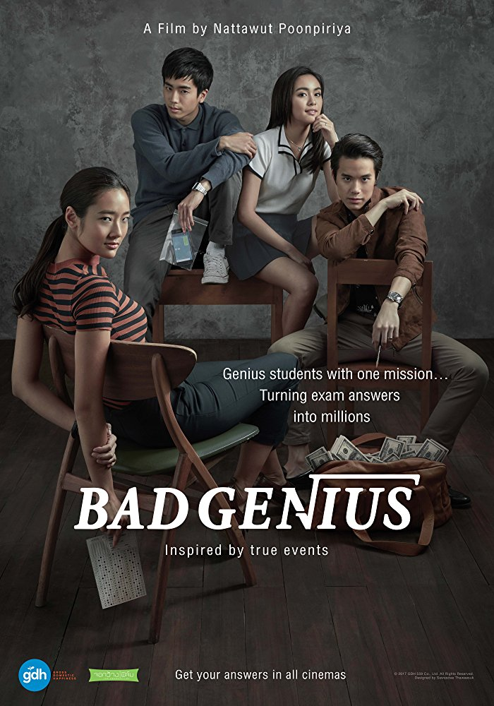 Bad Genius 2017 HEVC BluRay x265 Eng sub
