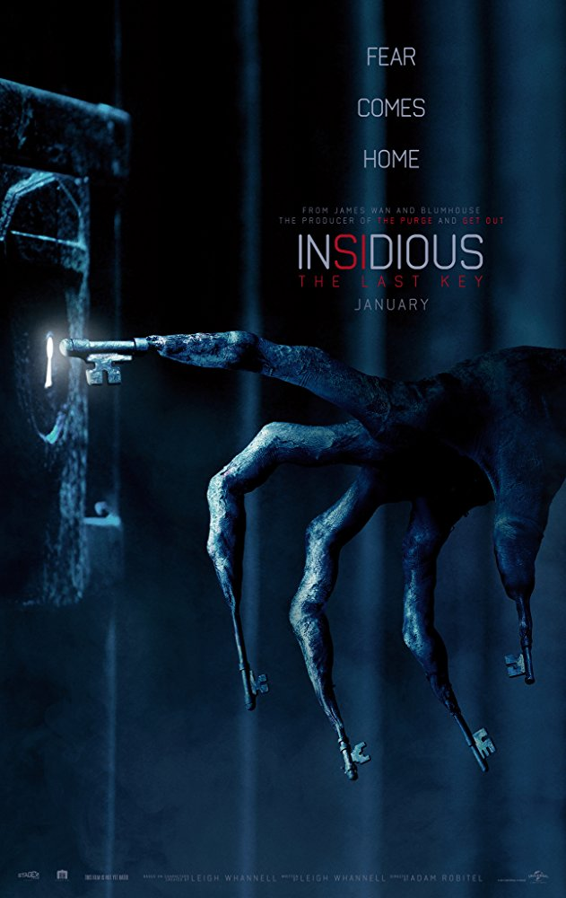 Insidious: The Last Key 2018 720p BluRay x264