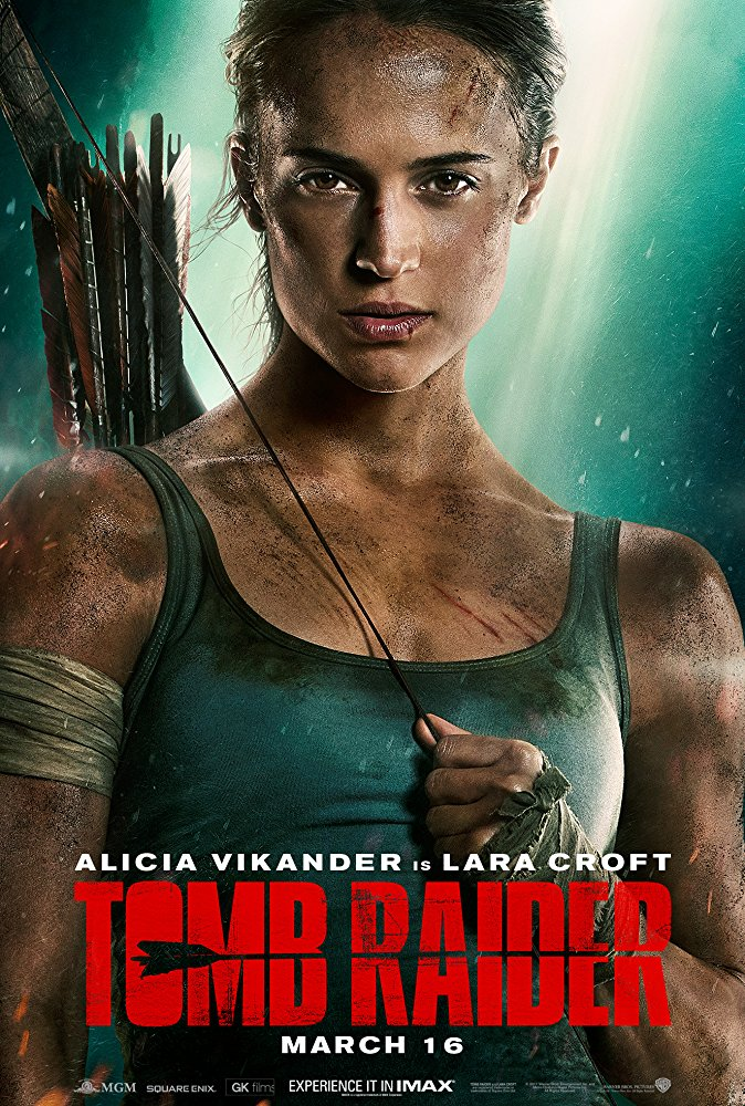 Tomb Raider 2018 NEW 720p HD-TS x264