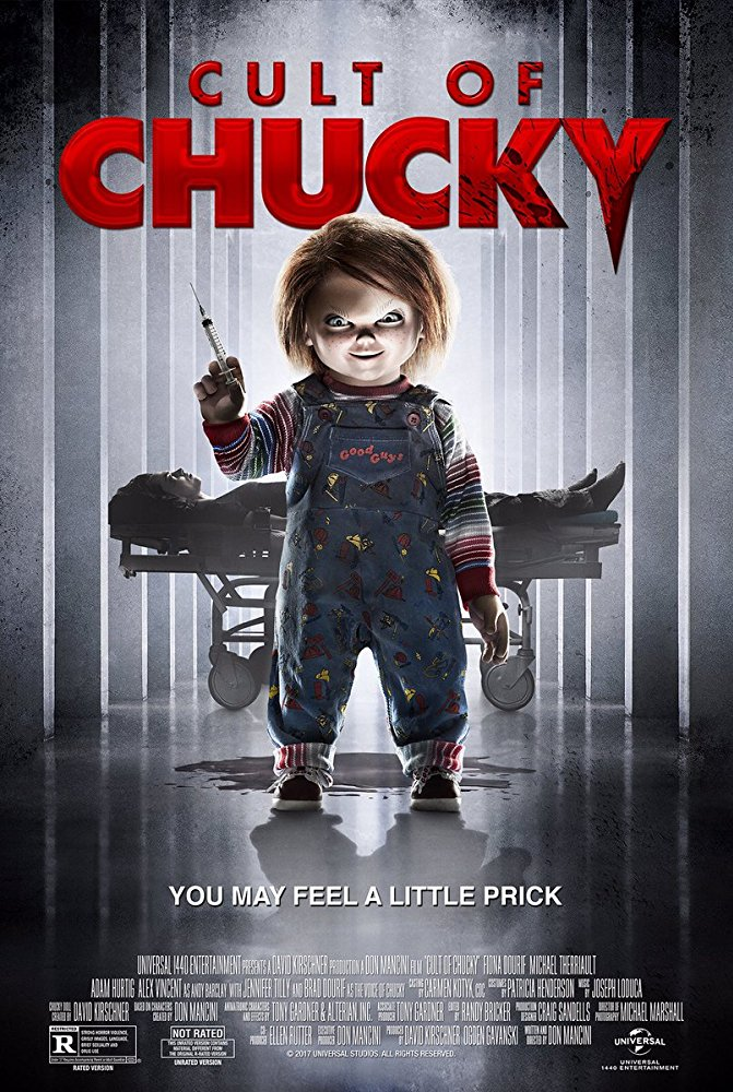 Cult of Chucky 2017 720p BluRay x264