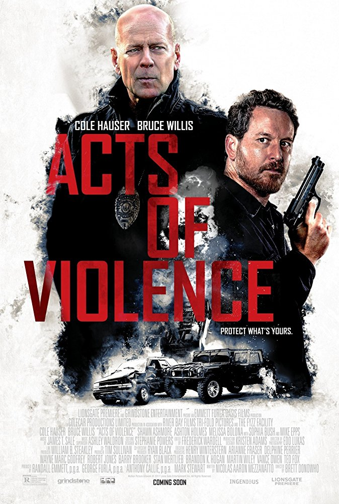 Acts of Violence 2018 720p BluRay x264