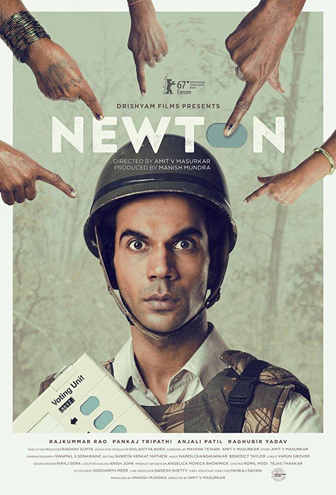 Newton 2017 720p WEBHDRip x264