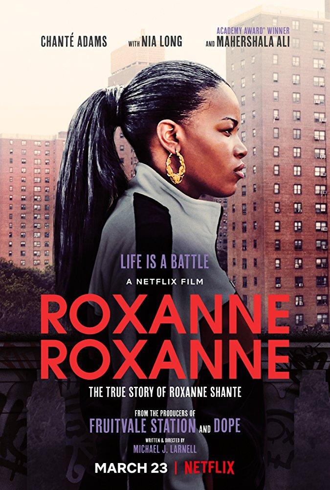 Roxanne Roxanne 2017 720p WEBRip x264