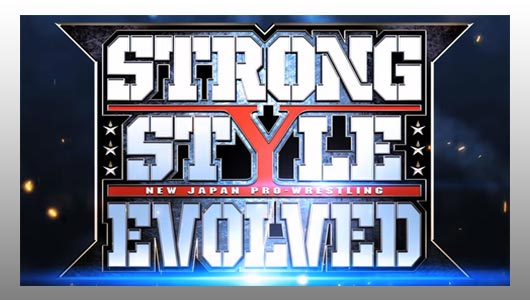 watch njpw strong style evolved 2018