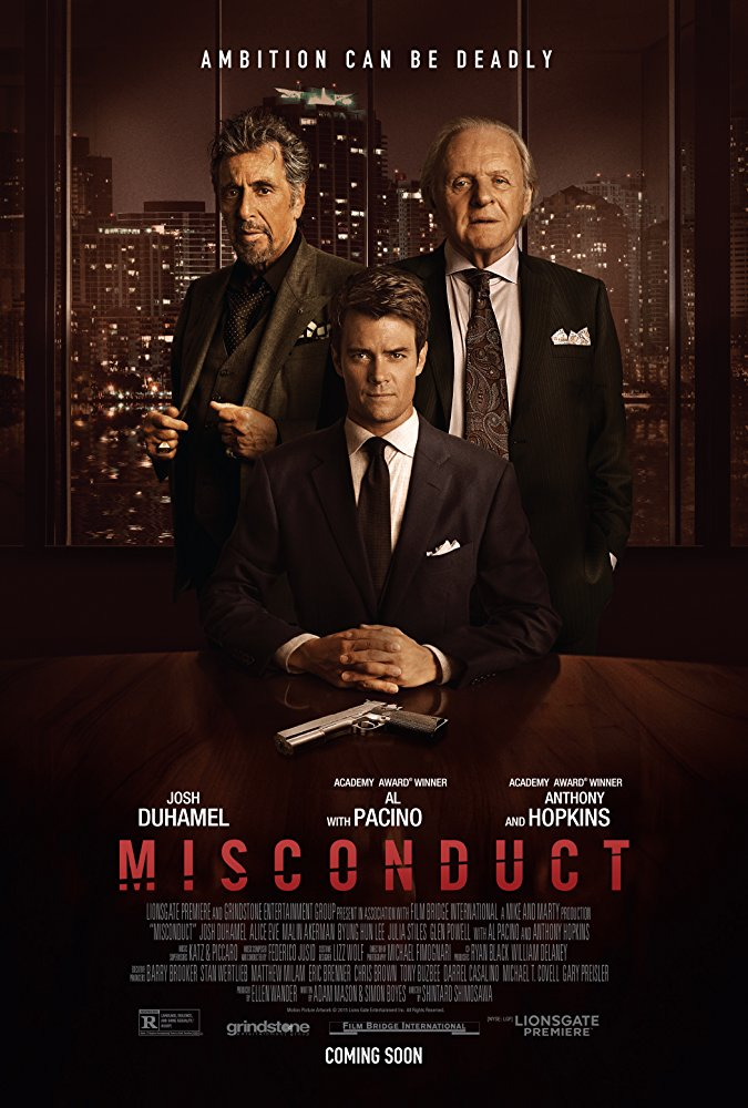 Misconduct 2016 720p BluRay x264 Dual Audio