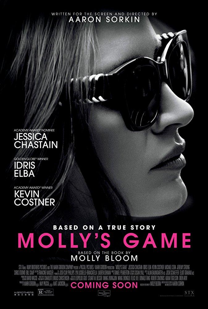 Molly's Game 2017 720p BluRay x264