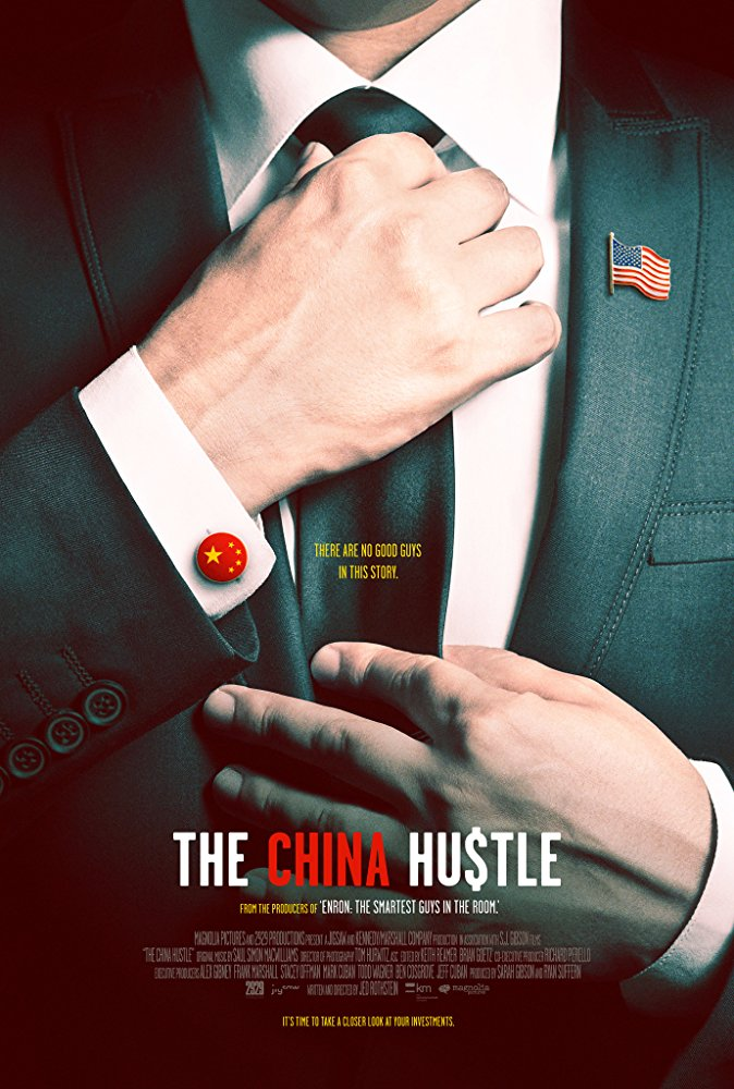 The China Hustle 2017 720p WEBRip x264