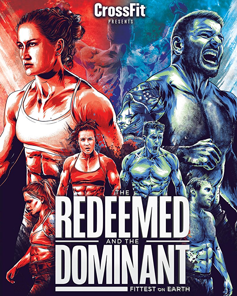 The Redeemed and the Dominant: Fittest on Earth 2018 720p WEBRip x264
