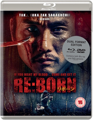 RE Born 2016 720p BRRip x264