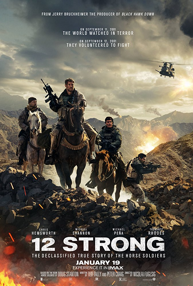 12 Strong 2018 720p BluRay x264