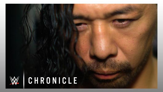 WWE Chronicle Shinsuke Nakamura