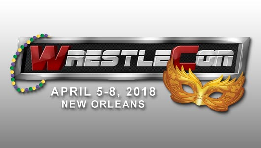 wrestlecon super show