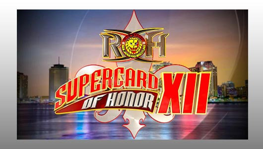 watch roh supercard of honor xii 2018