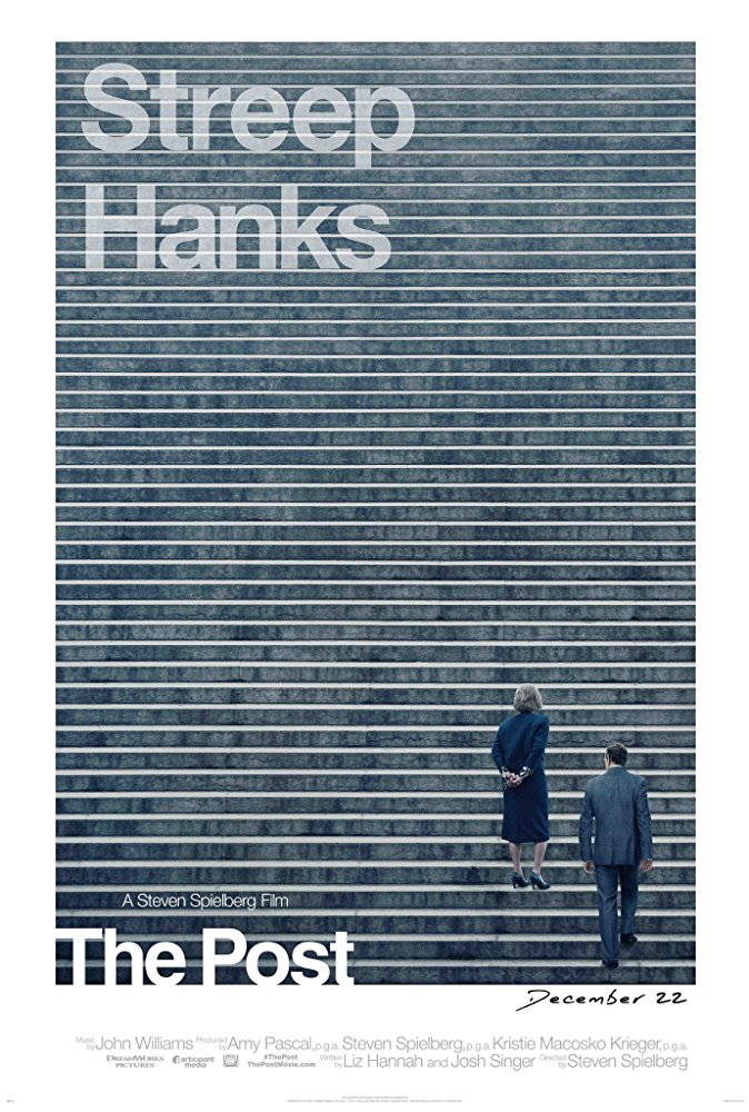 The Post 2017 720p BRRip x264