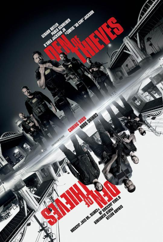 Den of Thieves 2018 BDRip x264