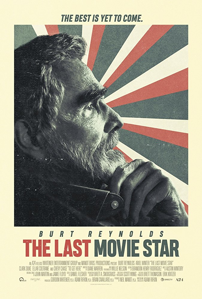 The Last Movie Star 2017 720p BluRay x264