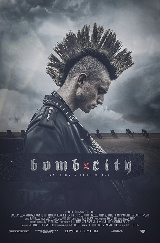 Bomb City 2017 720p BluRay x264