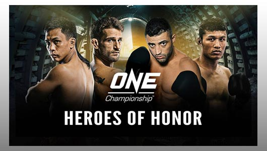 heroes of honor one champ