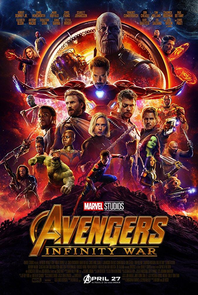 Avengers: Infinity War 2018 HDCAM x264