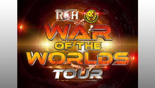 watch roh war of the worlds tour 5/12/2018