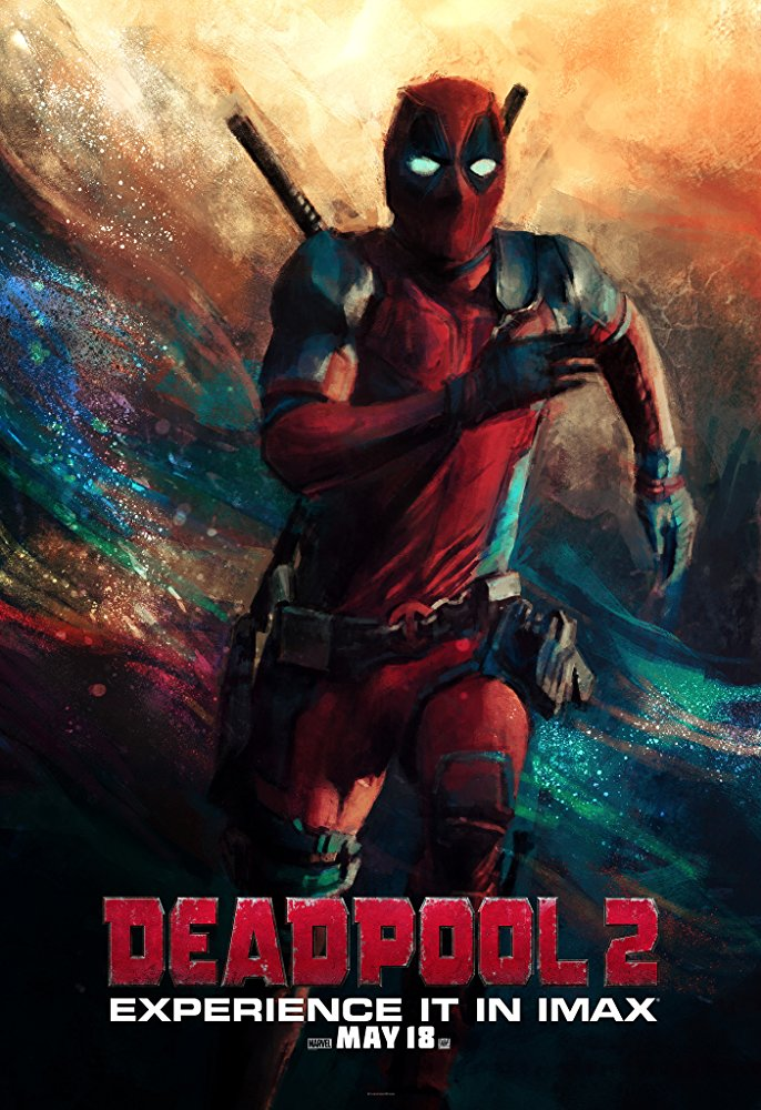 Deadpool 2 2018 HDCAM-Rip 720p x264