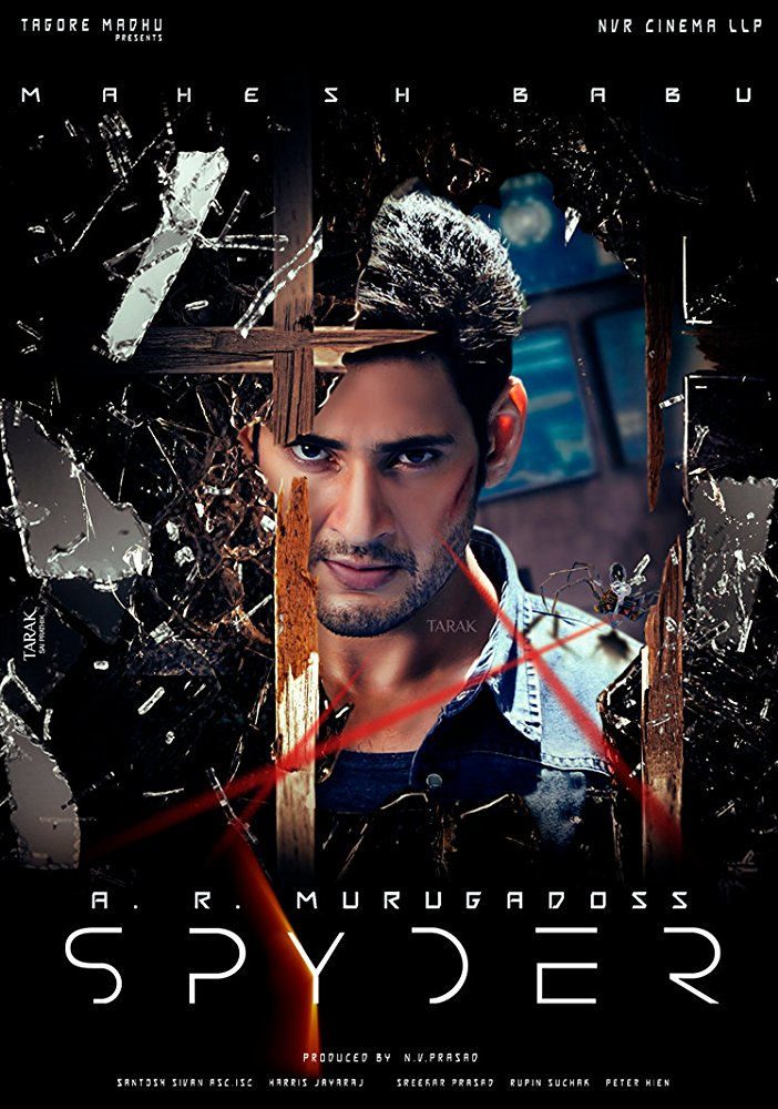 Spyder 2017 720p WEB HDrip [Dual Audio] x264