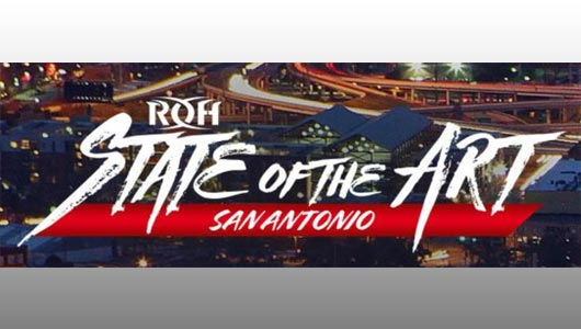 ROH State of the Art San Antonio 2018