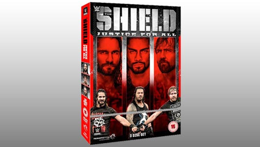 The Shield Justice For All DVD