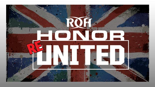 watch roh honor re united london 2018