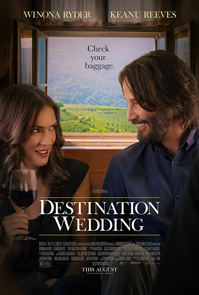 Destination Wedding 2018 HDRip x264