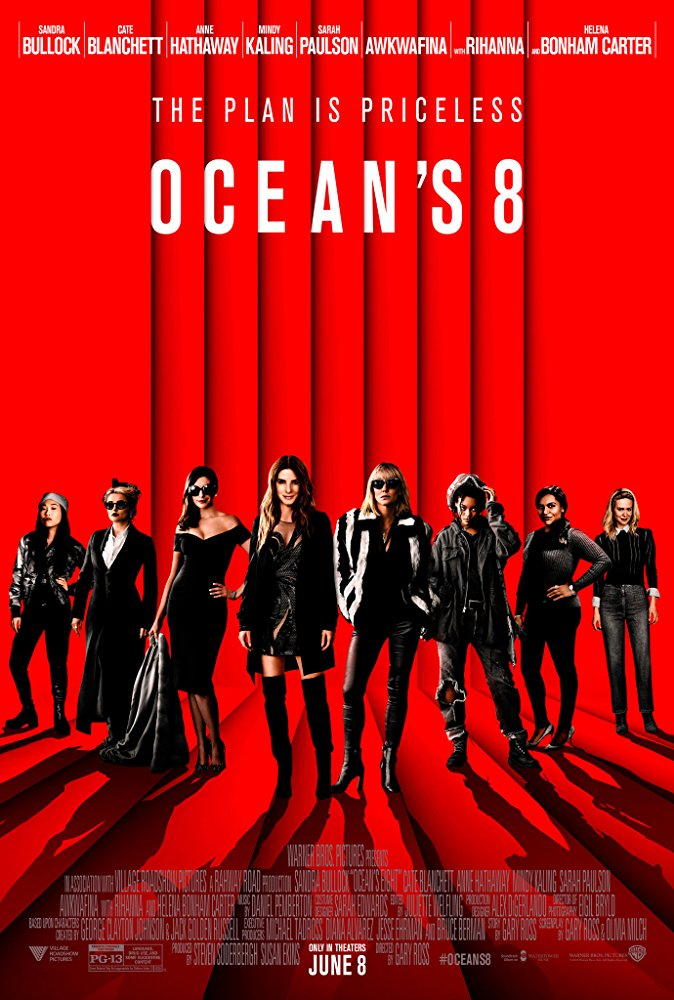 Ocean's Eight 2018 720p BluRay x264
