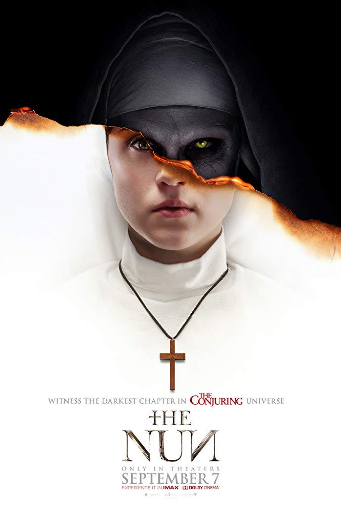 The Nun 2018 720p HDCAM